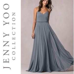 NWT Jenny Yoo Inesse Gown Size 18